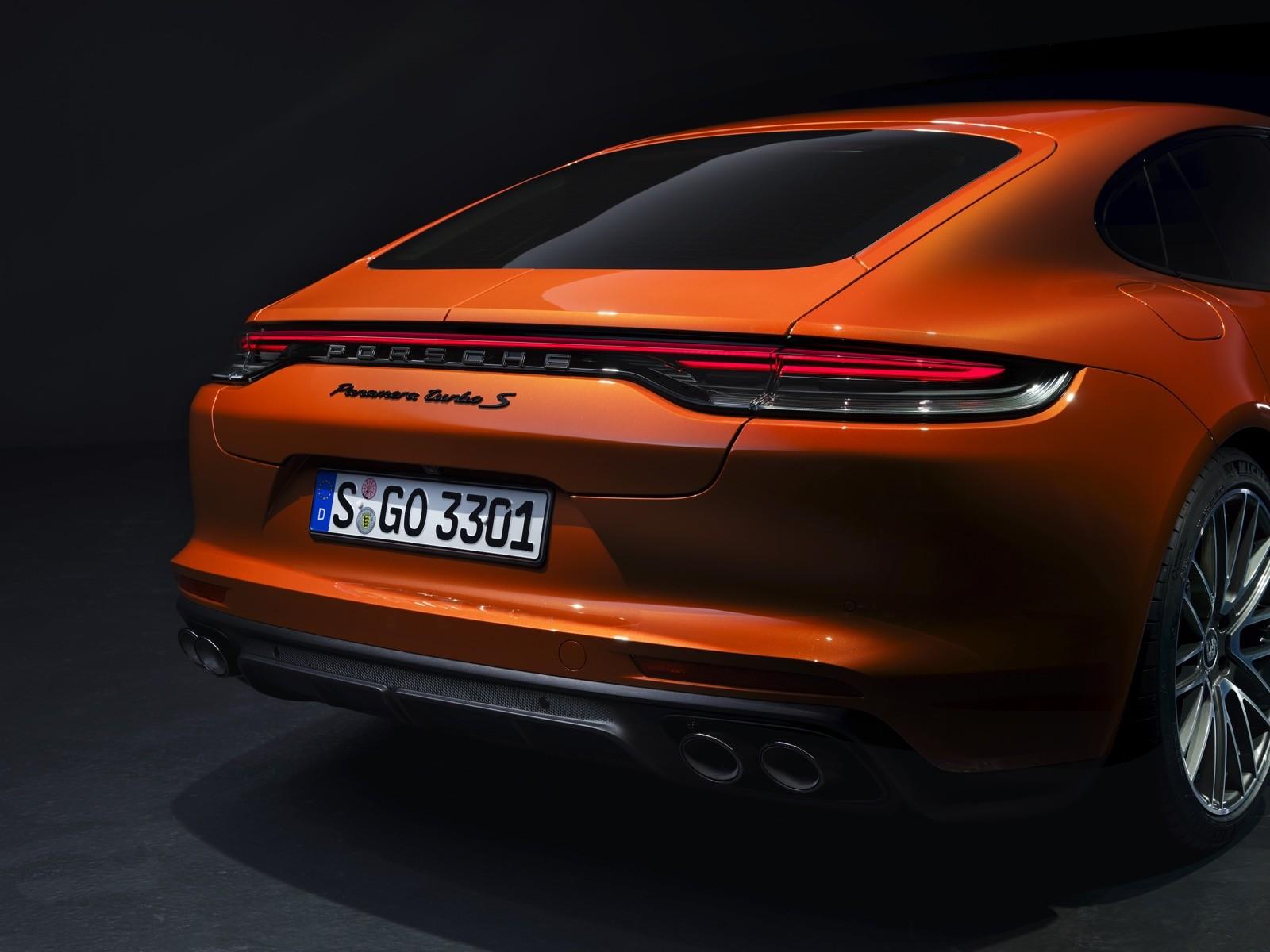 Foto de Porsche Panamera 2021 (35/57)