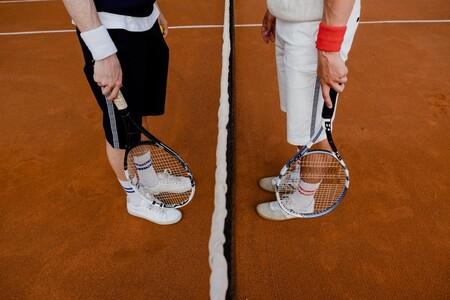 Ofertas en palas y raquetas para  pádel, tenis, squash o bádminton disponibles en Decathlon