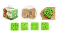 Sandwiches en forma de puzzle