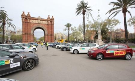 Planes para este fin de semana: quinta edición del EcoRallyRACC Barcelona