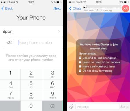 Telegram: un cliente de mensajería para iPhone con lo que siempre le pedimos a WhatsApp