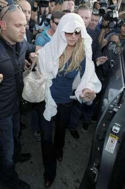Las técnicas para pasar desapercibida de Britney Spears
