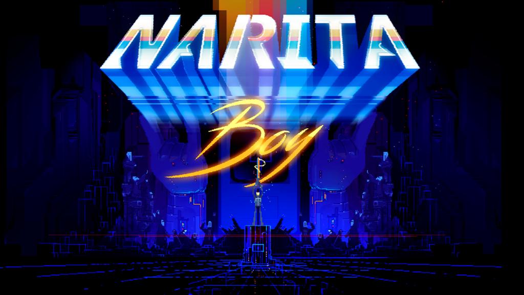 Narita Boy, el prometedor indie retro futurista de Studio Koba, retrasa su lanzamiento hasta diciembre de 2019