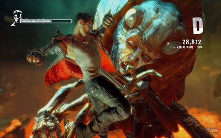 Dmc Devil May Cry Boss Fight 1143027