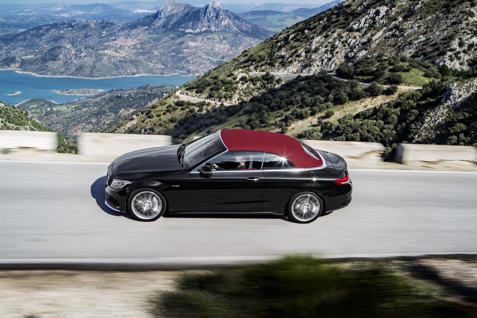 Foto de Mercedes-Benz Clase C y C 43 AMG Cabrio (15/28)
