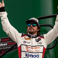 Fernando Alonso volverá a las 24 Horas de Daytona en 2019