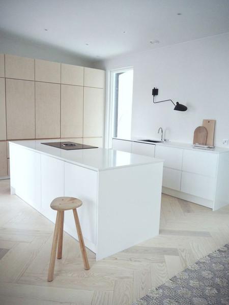 Cocinas Blancas 8