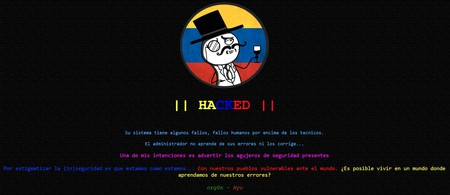 Ciberataque Mexico