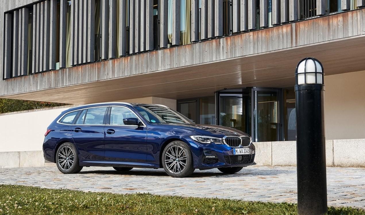 Foto de BMW Serie 3 Touring 2020 (16/28)