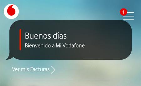 La app Mi Vodafone añade la sección Mi Cuenta para acceder a datos personales, medios de pago, permanencias y privacidad