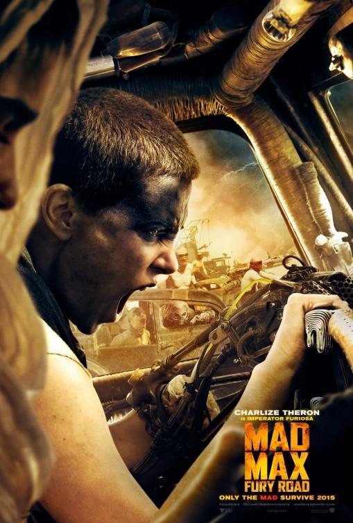 Foto de 'Mad Max: Furia en la carretera', carteles (3/13)