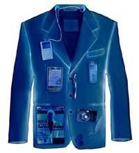 La chaqueta Bluetooth de Motorola