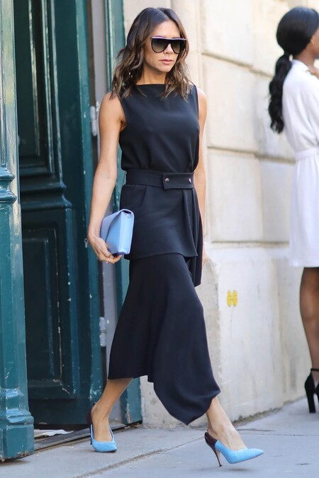 Como Llevar Un Vestido Negro A Una Boda De Dia
