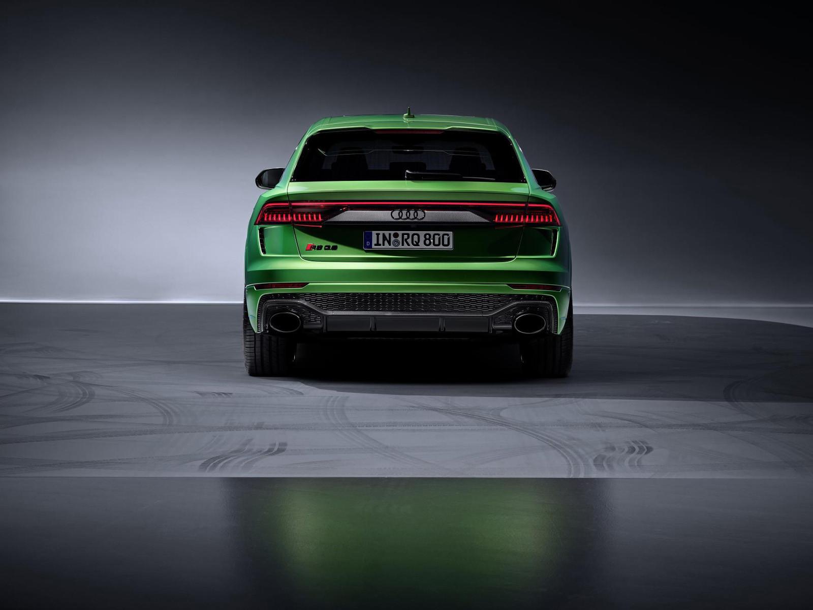 Foto de Audi RS Q8 2020 (20/47)