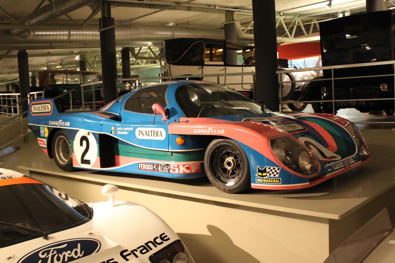 Foto de Museo 24 horas de Le Mans (41/246)
