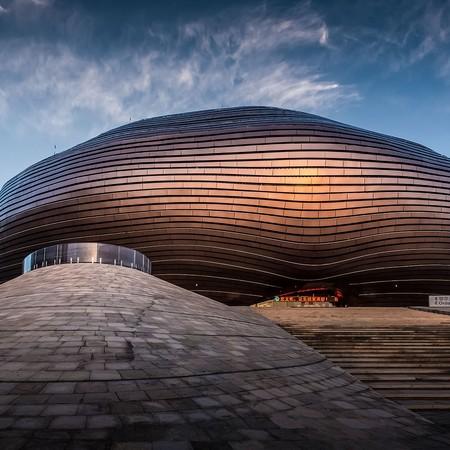 Ordos Museum Architecture
