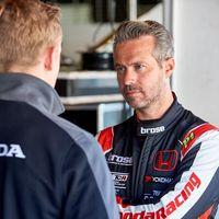 Un recuperado Tiago Monteiro vuelve a las carreras un año después de su grave accidente en Barcelona