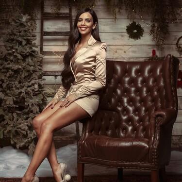 Cinco maquillajes de fiesta inspirados en Cristina Pedroche con los que triunfar en la cena de Navidad o Nochevieja