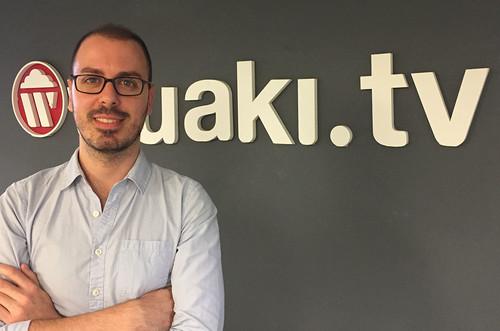 Entrevistamos a Jorge Palanca, Mobile Product Manager de Wuaki TV sobre el futuro del Apple TV y la televisión en nuestro país