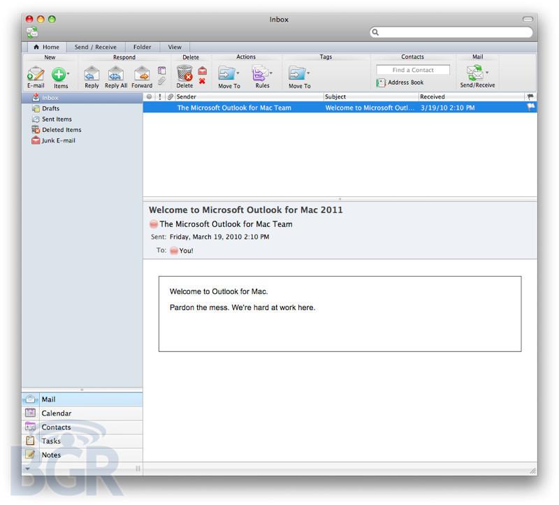 Foto de Primeras imágenes Office 2011 para Mac (1/7)