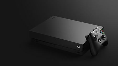 Xbox One X 02