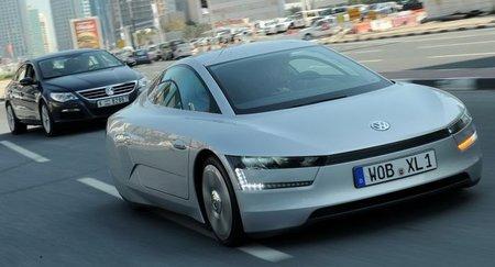 Volkswagen confirma la producción del XL1 en 2013