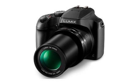 Zoom de 60x y vídeo en 4K por sólo 249 euros con la compacta bridge Panasonic Lumix DC-FZ82