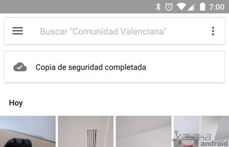 Google Fotos: así es como hará copias de seguridad y compartirá más rápido en conexiones lentas