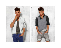 Entre casual y sporty en los 'Athletic Ambitions' de H&M Divided Primavera-Verano 2012