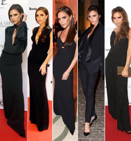Victoria Beckham mejores looks 2013