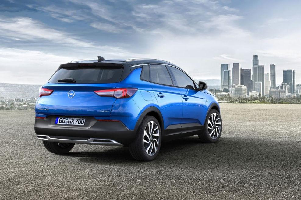 Foto de Opel Grandland X (5/10)