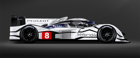¿Volverá Peugeot a la competición?
