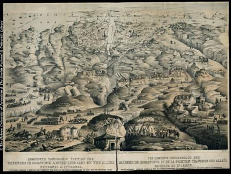 20 Sevastopol 1855 Guerra De Crimea