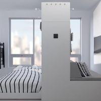 El robot de IKEA no es un robot, es un sistema de muebles desplegables ideal para quienes viven en espacios pequeños