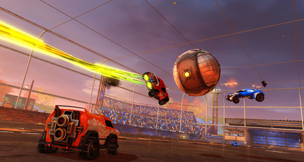 El juego cruzado llegará a Rocket League en 2019. Psyonix se lo pondrá fácil a PS4 para que se apunte