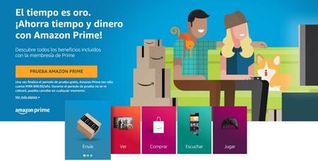Beneficios de Amazon Prime en México para el Prime Day 2021