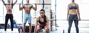 Clusters de CrossFit: cómo hacerlos de forma correcta, paso a paso