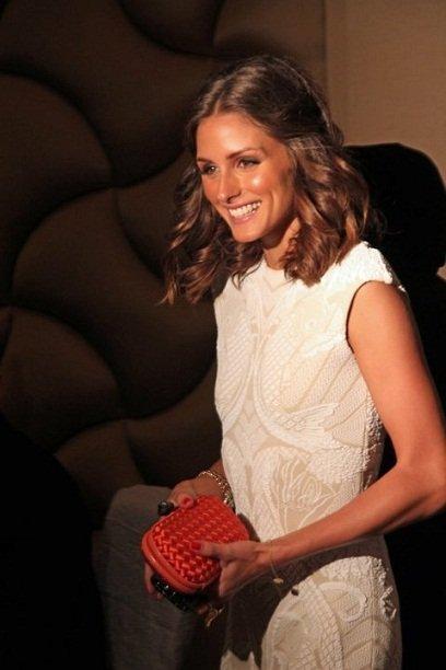 Un +10 a Olivia Palermo en la presentación de Haute Muse Magazine