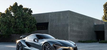 Alégrate, fan del Toyota Supra: parece que tendrá un V6 Turbo ¡con más de 400 CV y cambio manual!