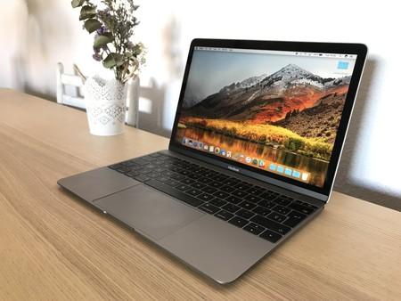 """MacBook de 12"""" con procesador Intel Core M3 y 256 GB de almacenamiento interno por 1.068,98 euros en Amazon"""