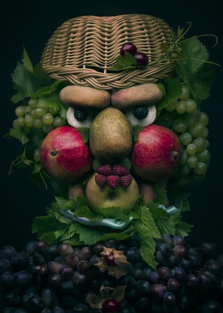 Retratos Frutas 3