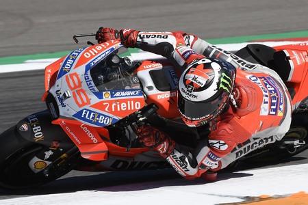 Jorge Lorenzo domina el viernes en Alemania con tres Ducati en el top 5 de MotoGP
