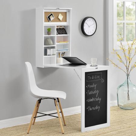 La mesa ideal para pisos con poco espacio está en eBay por 91,49 euros y envío gratis.