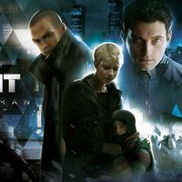 Detroit: Become Human convence: la distopía de David Cage ha superado los 1,5 millones de jugadores