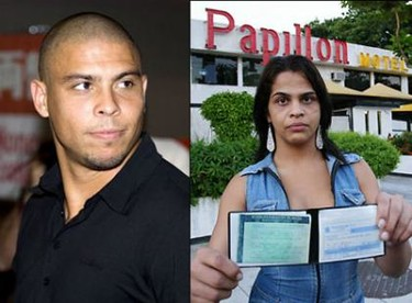 Ronaldo envuelto en un escándalo de prostitución