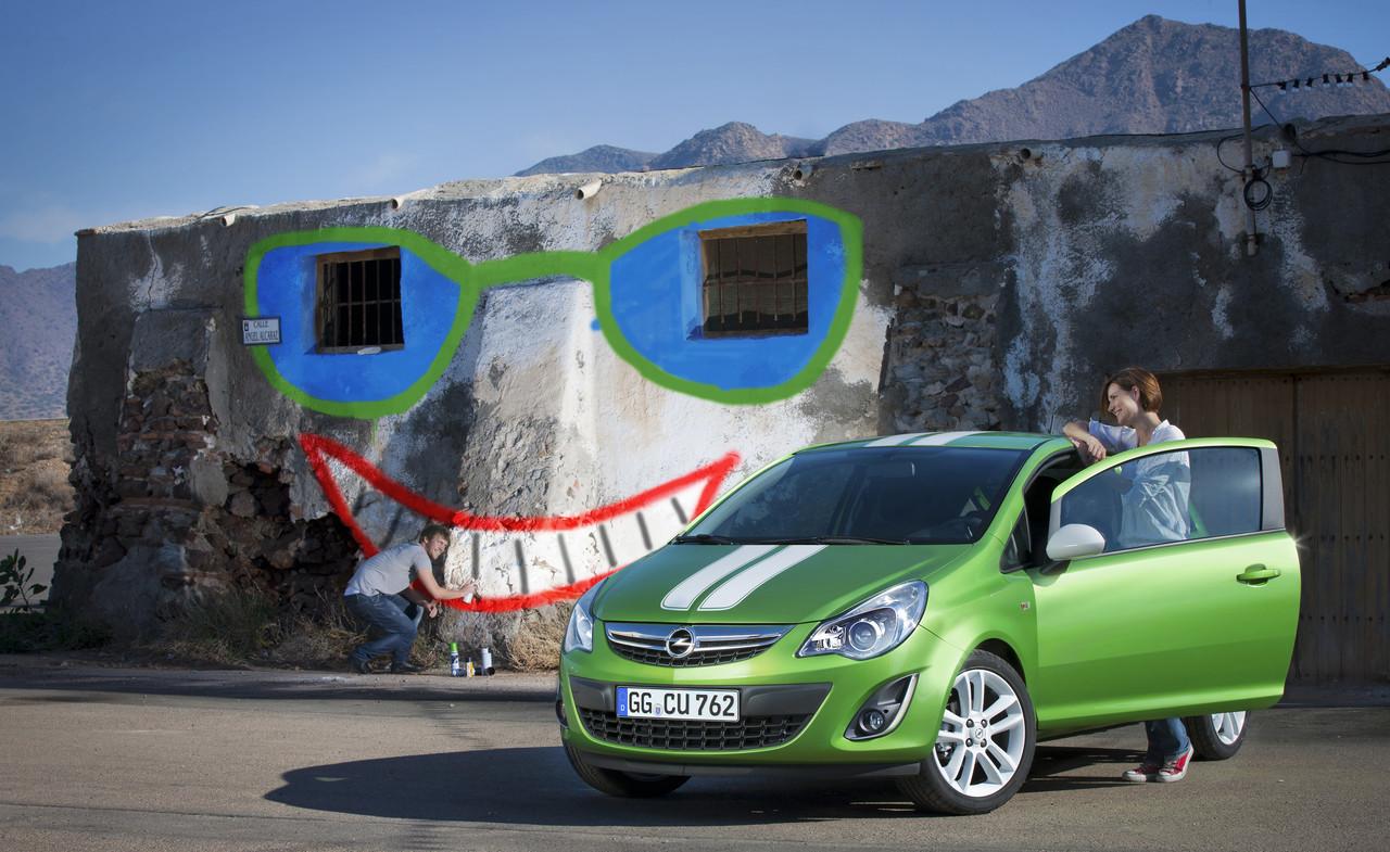 Foto de Opel Corsa 2011 (3/11)