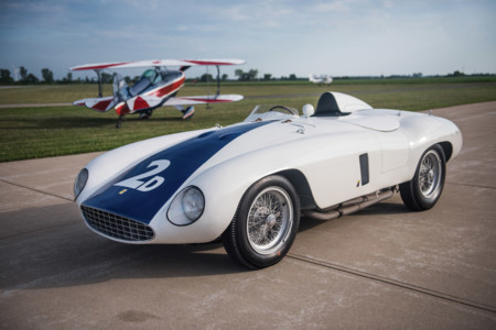 Joyas a subasta: Ferrari 750 Monza de 1955, ¿llegará a los 5,5 millones de dólares?