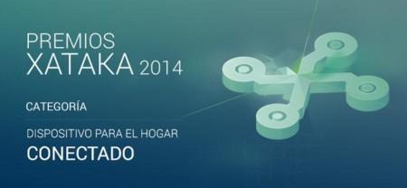 Vota por el mejor dispositivo para el hogar conectado en los Premios Xataka 2014
