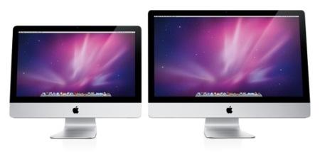 Apple lanza los nuevos iMac de 21,5 y 27 pulgadas