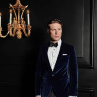 Las 5 dinner jackets de Hackett London para celebrar los Golden Years de los BAFTA